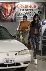 KYLIE JENNER Out Shopping in West Hollywood 11/27/2015