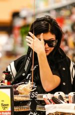 KYLIE JENNER Shopping at Ralph