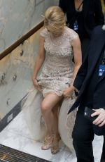KYLIE MINOGUE Arrives at ARIA Awards in Sydney 11/26/2015