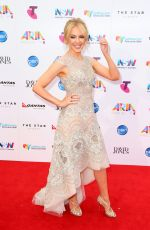 KYLIE MINOGUE at 29th Annual Aria Awards 2015 in Sydney 11/26/2015