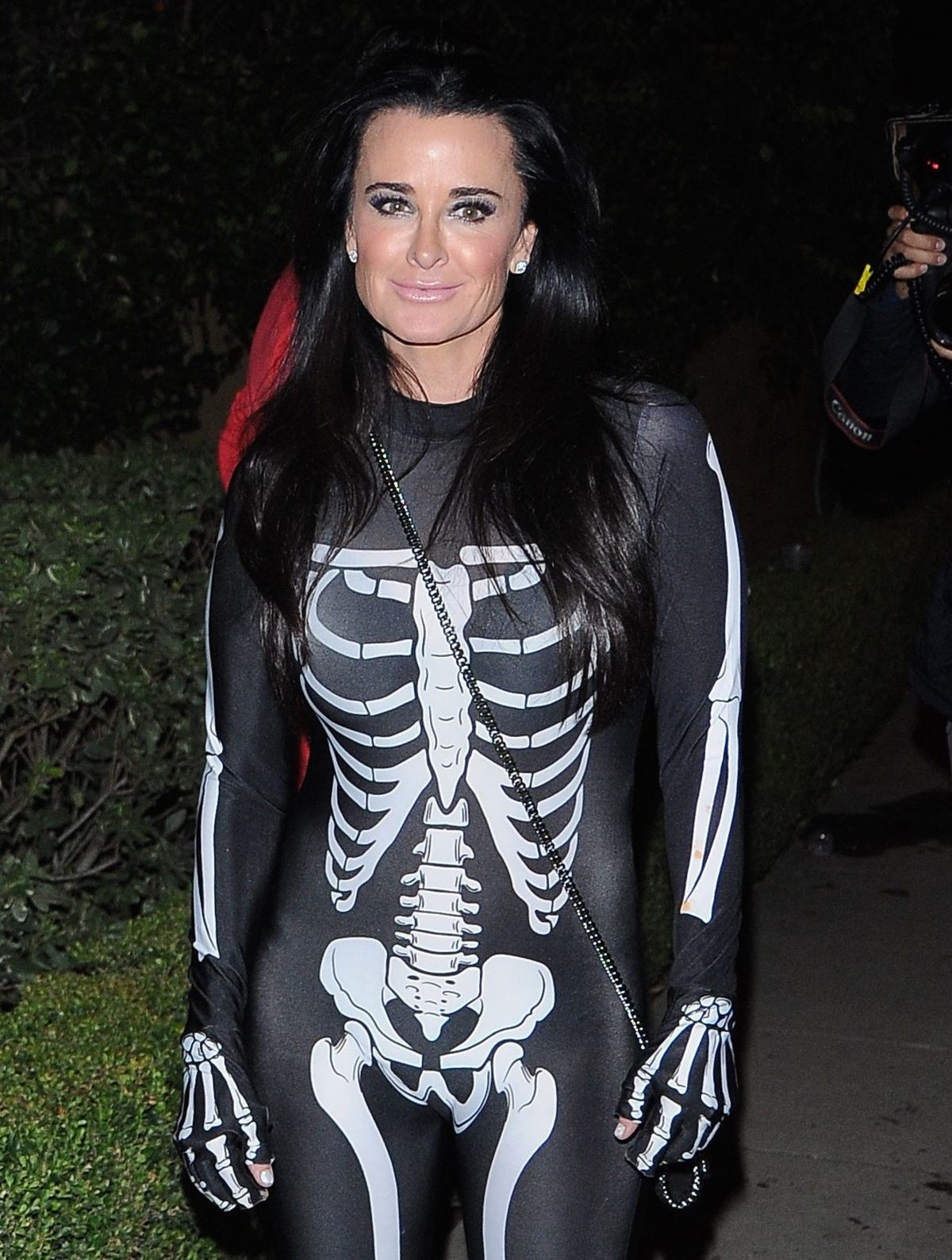 KYLIE RICHARDS at Casamigos Halloween Party 10/30/2015