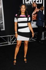 LAILA ALI at Creed Premiere in Westwood 11/19/2015