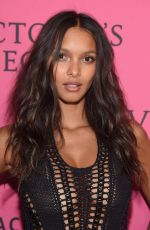 LAIS RIBEIRO at Victoria's Secret 2015 Fashion Show After Party in New York 11/10/2015