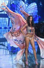 LAIS RIBEIRO at Victoria's Secret 2015 Fashion Show in New York 11/10/2015