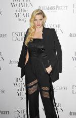 LARA STONE at Harper's Bazaar Women of the Year Awards in London 11/03/2015