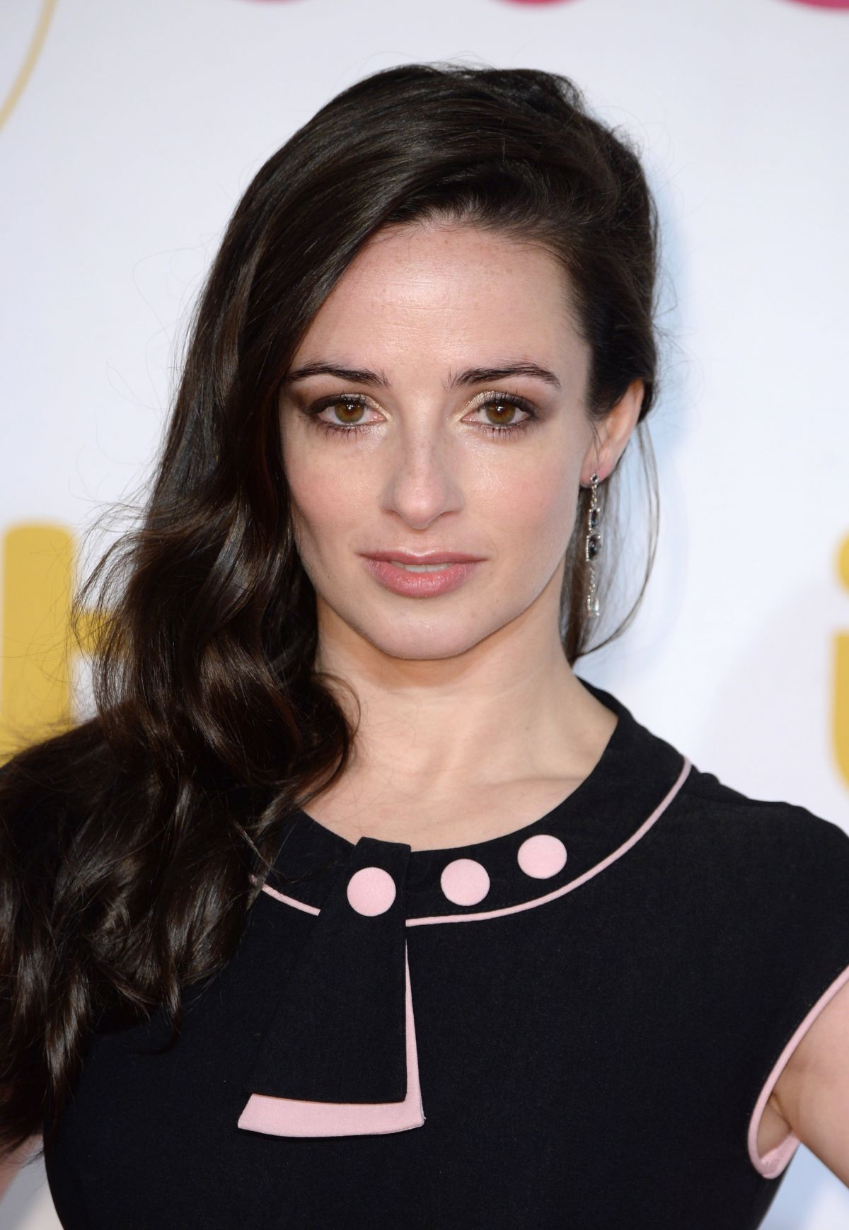 LAURA DONNELLY at ITV 60th Anniversary Gala in London 11/19/2015