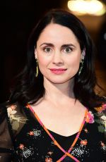 LAURA FRASER at ITV 60th Anniversary Gala in London 11/19/2015