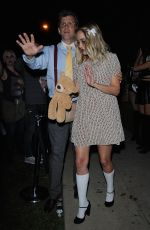 LAUREN CONRAD at Casamigos Halloween Party 10/30/2015