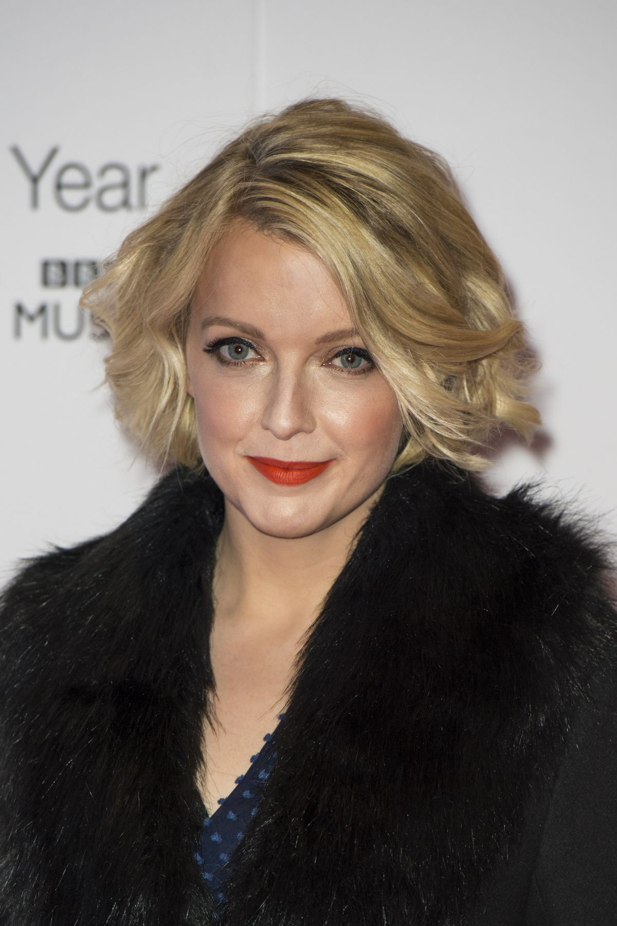 LAUREN LAVERNE at 2015 Mercury Music Prize at BBC Broadcasting House in London 11/20/2015
