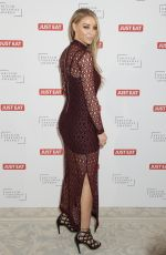 LAUREN POPE at British Takeaway Awards 2015 in London 11/09/2015