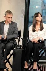 LEA SEYDOUX at AOL Studios in New York 11/05/2015