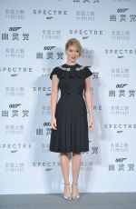 LEA SEYDOUX at Spectre Photocall in Beijing 11/10/2015