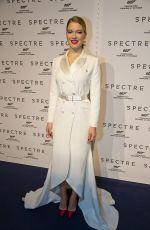 LEA SEYDOUX at Spectre Premiere in Copenhagen 10/27/2015