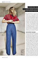LEA SEYDOUX in Grazia Magazine, France November 2015 Issue