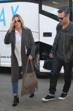 LEANN RIMES Arrives at Los Angeles international Airport 11/04/2015