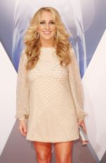 LEE ANN WOMACK at 49th Annual CMA Awards in Nashville 11/04/2015