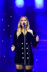LEONA LEWIS at Music Industry Trust Awards in London 11/02/2015