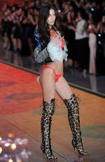 LILY ALDRIDGE at Victoria's Secret 2015 Fashion Show in New York 11/10/2015