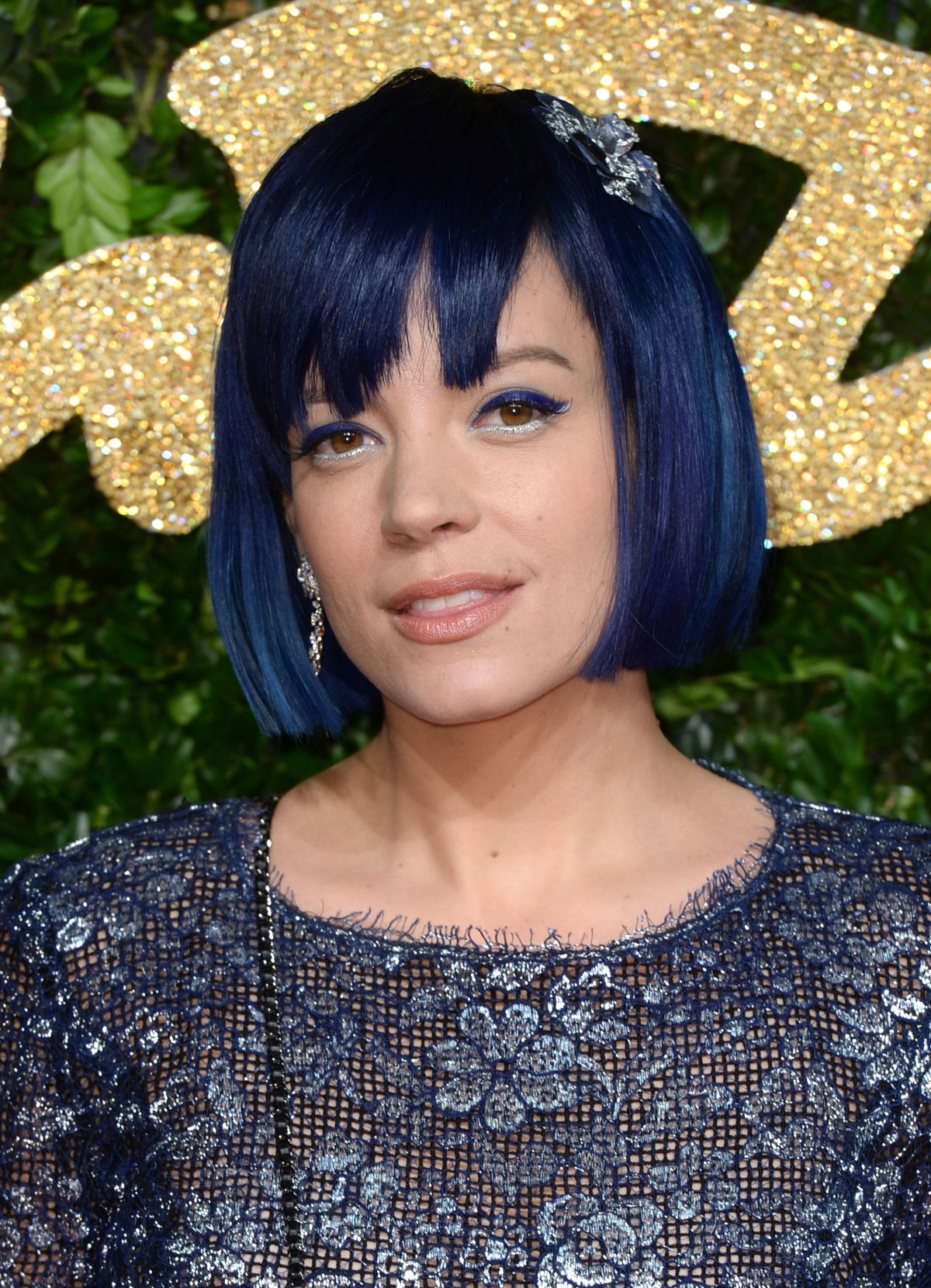 LILY ALLEN at 2015 British Fashion Awards in London 11/23/2015 ... Lily Allen