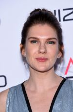 LILY RABE at The Big Short Premiere at 2015 AFI Fest in Hollywood 11/12/2015