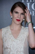 LILY RABE at The Big Short Premiere in New York 11/23/2015