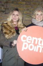 LISA MAXWELL at 2015 Sleep Out for Centrepoint at The Old Truman Brewery in London 11/12/2015