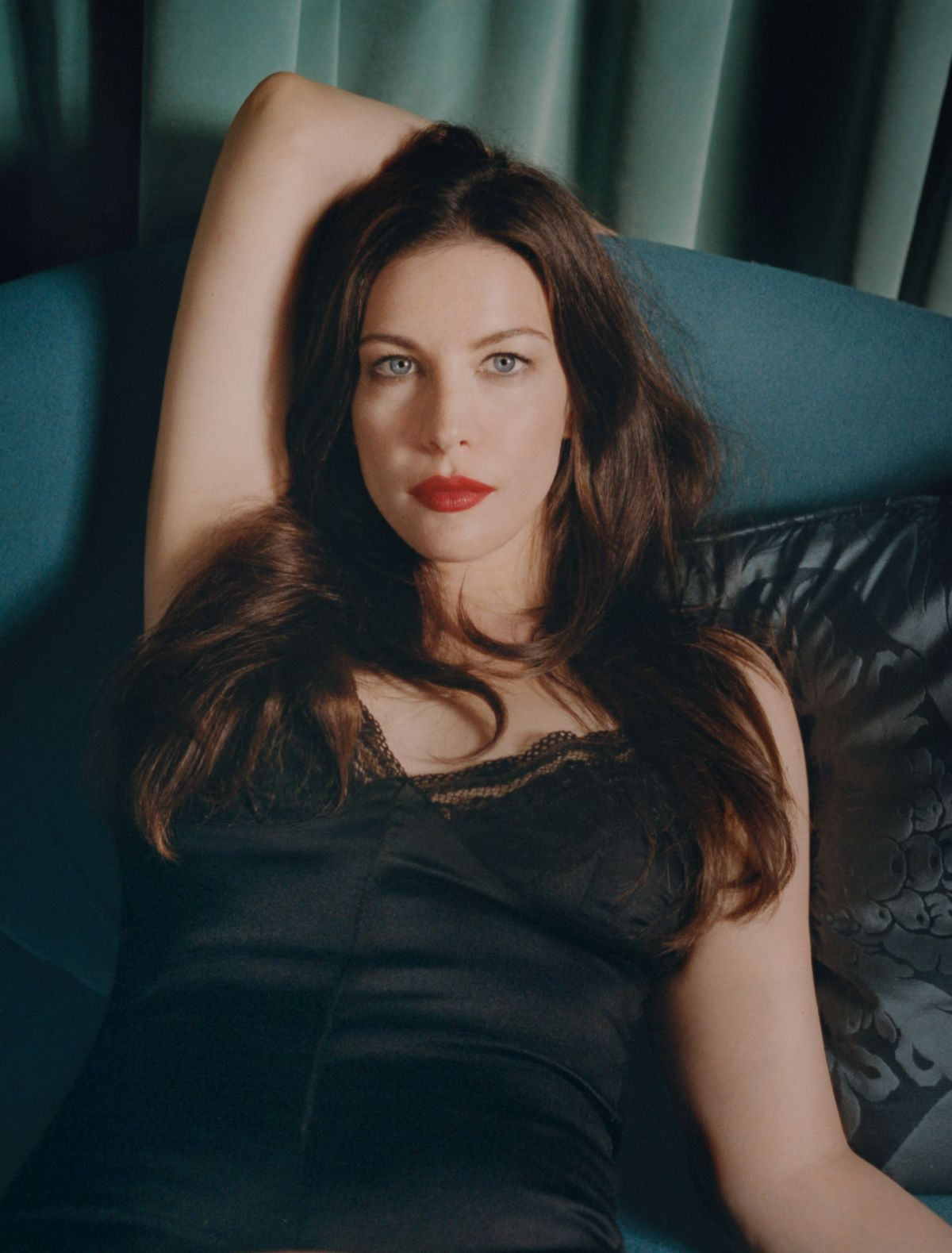 LIV TYLER in Vogue Magazine, UK November 2015 Issue - HawtCelebs ... Liv Tyler