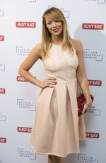 LIZ MCCLARNON at British Takeaway Awards 2015 in London 11/09/2015