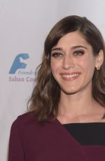 LIZZY CAPLAN at Saban Community Clinic