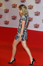 LOUANE EMERA at 17th NRJ Music Awards in Cannes 11/07/2015