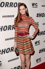 LYDIE HEARS at #Horror Premiere in NEw York 11/18/2015