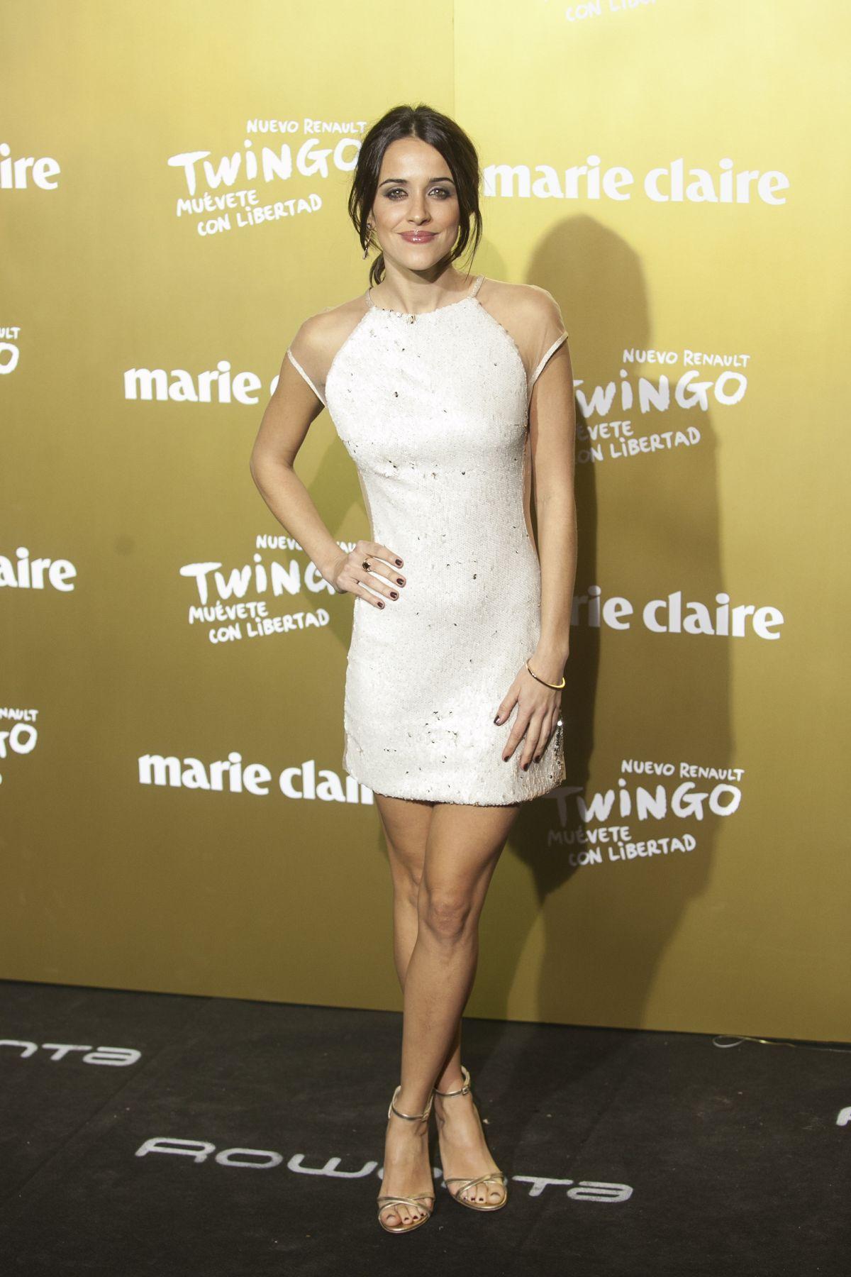MACARENA GARCIA At 2015 Marie Claire Prix De La Moda In