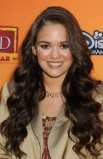 MADISON PETTIS at The Lion Guard: Return of the Roar Premiere in Burbank 11/14/2015