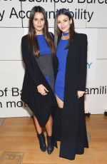 MADISON REED at An Evening with Jerry Seinfeld and Amy Schumer in New York 11/16/2015