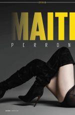 MAITE PERRONI in Soho Magazine, Mexico November 2015 Issue