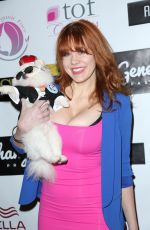 MAITLAND WARD at Reel Haute in Hollywood International Couture Fashion Show in Beverly Hills 11/06/2015