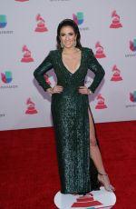 MAITY INTERIANO at 2015 Latin Grammy Awards in Las Vegas 11/18/2015