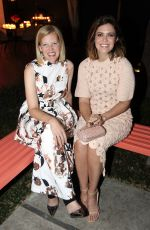 MANDY MOORE at Lela Rose Los Angeles Dinner in Los Angeles 11/04/2015