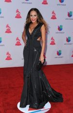 MARGER SEALEY at 2015 Latin Grammy Awards in Las Vegas 11/18/2015