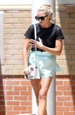 MARGOT ROBBIE Out and About in Sydney 11/15/2015