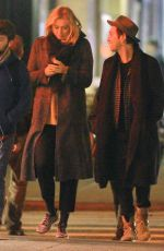 MARIA SHARAPOVA Out and About in New York 11/18/2015