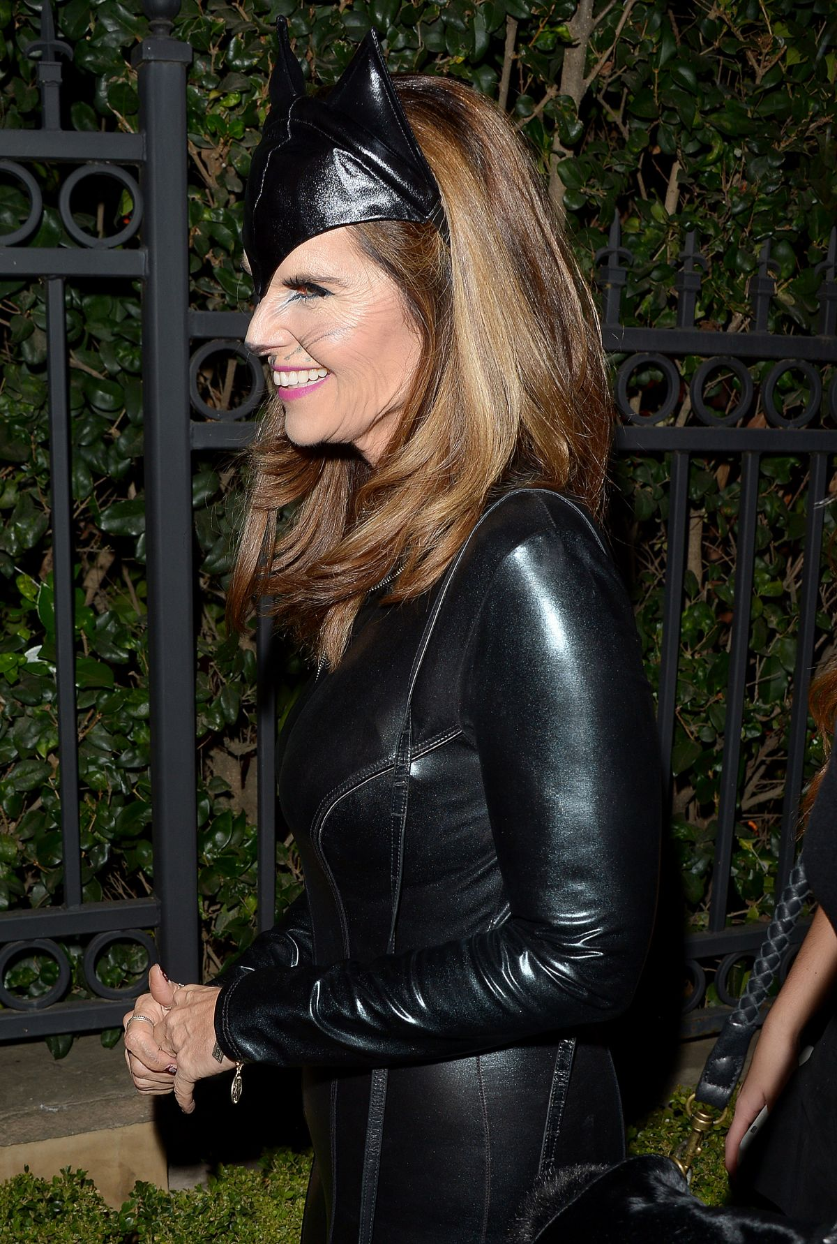 MARIA SHRIVER at Casamigos Halloween Party 10/30/2015