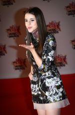 MARINA KAYE at 17th NRJ Music Awards in Cannes 11/07/2015