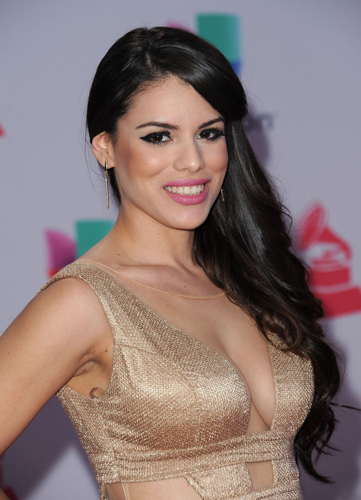 MARLIN LIMON at 2015 Latin Grammy Awards in Las Vegas 11/18/2015