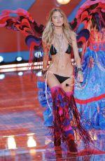 MARTHA HUNT at Victoria's Secret 2015 Fashion Show in New York 11/10/2015