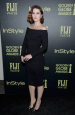 MARY ELIZABETH WINSTEAD at hfpa and Instyle Celebrate 2016 Golden Globe Award Season in West Hollywood 11/17/2015