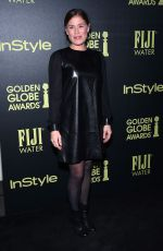 MAURA TIERNEY at hfpa and Instyle Celebrate 2016 Golden Globe Award Season in West Hollywood 11/17/2015