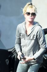 MELANIE GRIFFITH Out and About in Los Angeles 11/27/2015