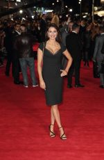 MELANIE SYKES at Ronaldo Film Premiere in London 11/09/2015