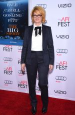 MELISSA LEO at AFI Fest 2015 Closing Night Gala: The Big Short Premiere in Hollywood 11/12/2015